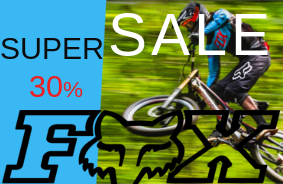Super Sale 30% FOX