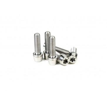 SixPack Titanium Schrauben zu Vorbau SKYWALKER