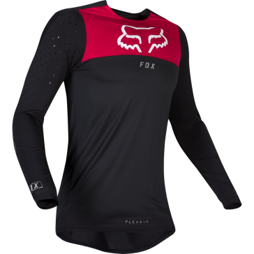 FOX MX FLEXAIR ROYAL Jersey, langarm, flame red