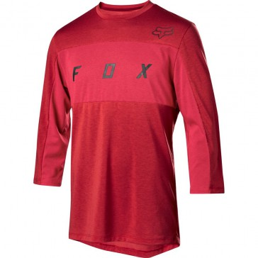 FOX Mountainbike Jersey RANGER DRIRELEASE®, 3/4 arm