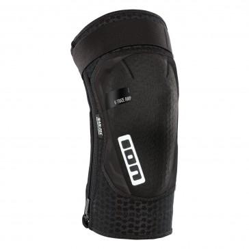 ION Protection Pads K-TRAZE AMP ZIP Knieschoner Enduro, SAS-Tec, schwarz