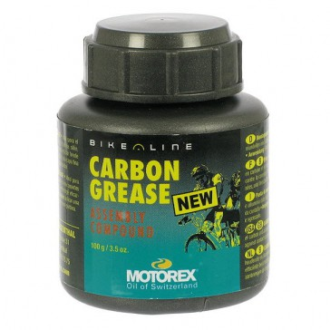 Motorex Bike Carbon Grease 100g Büchse