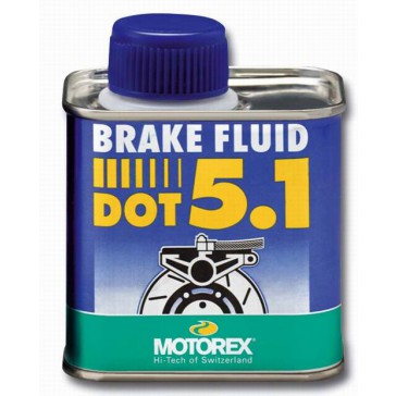 Motorex Dot 5.1 Bremsflüssigkeit, 250gr Flasche