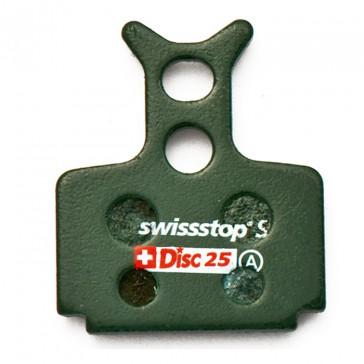 Swissstop Bremsbelag Formula Mega/ The One/ R1 (Nr. 25S) metallisch