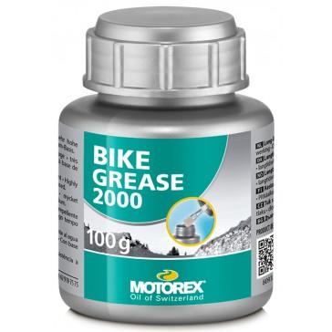 Motorex Bike Grease 2000 Pinseldose 100gr.