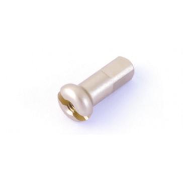 DT SWISS Nippel ALU 12mm/2mm silber