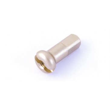 DT SWISS Nippel ALU 12mm/1.8mm silber