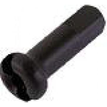 DT SWISS Nippel Messing 12mm/1.8mm schwarz