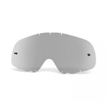 OAKLEY Ersatzglas für verschiede Modelle, Lexan grau