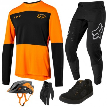 Mountainbiking shop the complete style