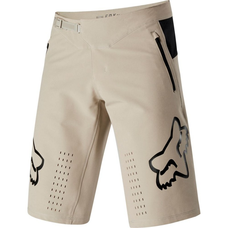 fox mountainbike shorts defend dh shorts schweizer online. Black Bedroom Furniture Sets. Home Design Ideas