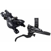 Shimano XT 20 Disc Brake Set, 2-Kolben Scheibenbremsenset, M-8100JLFXSX100 & M-8100JRRXSX170, Post Mount,