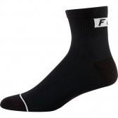 "FOX Mountainbike Socken FOX Trail Socks 4"", schwarz"