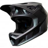 FOX RAMPAGE PRO CARBON 2019 Helm, fluid inside, Iridium black