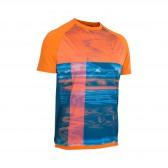 ION TRAZE AMP Tee SS Jersey, kurzarm, riot orange,