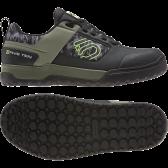 Five Ten IMPACT PRO Flatpedal Mountainbiking-Schuh, core black / legacy green