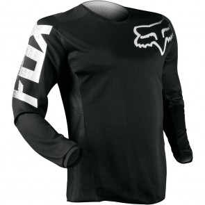FOX MX BLACKOUT Jersey langarm black