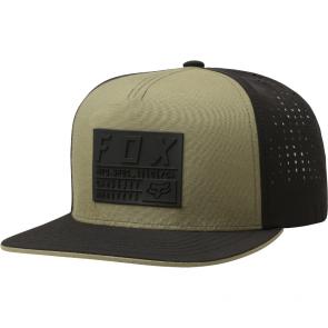 FOX REDPLATE Tech Hat Cap, Snapback