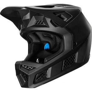 FOX RAMPAGE PRO CARBON 2019 Helm, fluid inside, Carbon matte black