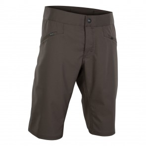 ION TRAZE Mountainbike Shorts, root brown