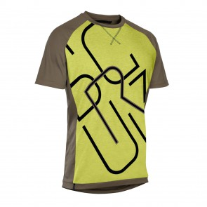 ION SCRUB_AMP LETTERS Freeride Jersey