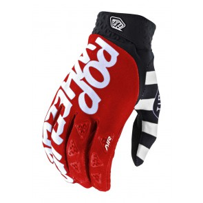 Troy Lee Designs AIR GLOVES Bike Handschuhe, POP Wheelies red