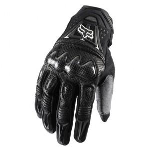 FOX Bike Handschuhe Bomber, schwarz
