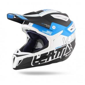 Leatt Helm DBX 5.0 schwarz-blau-weiss