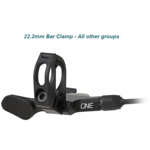 OneUp Components Dropper V2 Remote Hebel 22.2mm Bar Clamp - All other groups