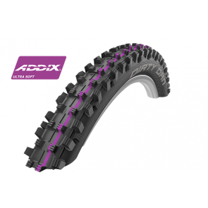 Schwalbe DIRTY DAN Reifen Addix Ultrasoft Downhill Schlamm
