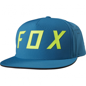 FOX Hat Cap MOTH SNAPBACK dunkles türkis, One size, EINZELSTÜCK!