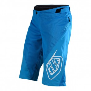 Troy Lee Designs SPRINT Shorts, Herren Mountainbike Shorts, ocean blue