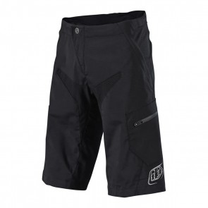Troy Lee Designs MOTO Shorts, Herren Mountainbike Downhill Shorts, black