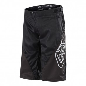 Troy Lee Designs SPRINT Shorts, Herren Mountainbike Shorts, black