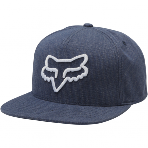 SUPER SALE 30% OFF FOX INSTILL Hat Cap, Snapback, one size fits all, heather midnight