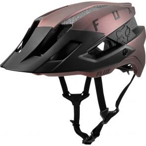 FOX Mountainbike Helm FLUX, black Iridium