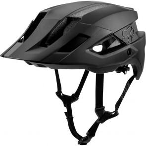 FOX Mountainbike Helm FLUX MIPS CONDUIT, matte black