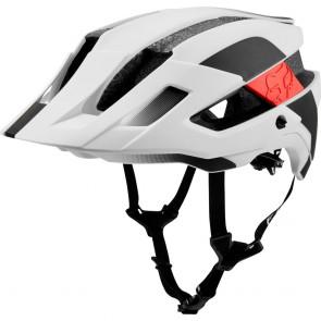 FOX Mountainbike Helm FLUX MIPS CONDUIT, black white