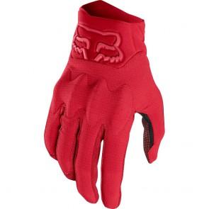 SUPER SALE 30% OFF FOX Handschuhe DEFEND D30® Gloves, Knöchelschutz, rot