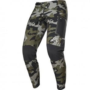 FOX Mountainbike Pants DEFEND FIRE green camo