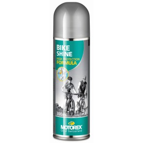 Motorex Bike Shine Pflege/Konservierung 500ml Spray