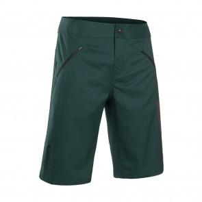 ION TRAZE Mountainbike Shorts Enduro, green seek
