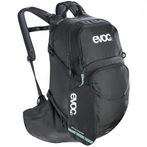 EVOC EXPLORER PRO 26L Tourenrucksack inkl. Trinksystemaufnahme, black, one size