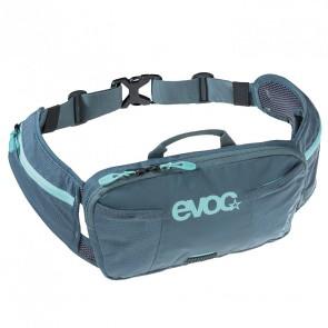 EVOC HIP POUCH 1L Rucksack, Hüftrucksack, slate, one size