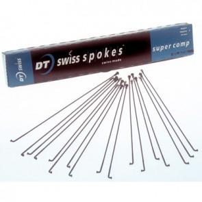 DT SWISS SuperCompetition Speichen 2.0/1.7/1.8mm schwarz