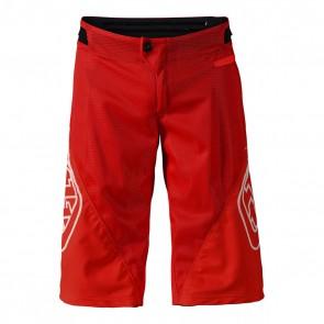 Troy Lee Designs SPRINT Shorts Enduro und DH, red