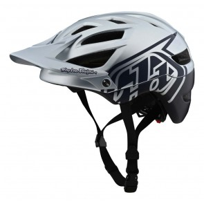 2020 Troy Lee Designs A1 MIPS Helm MTB, Classic Silver/Navy, 374 gr.