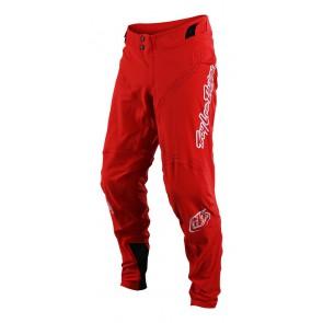 Troy Lee Designs SPRINT ULTRA Pants Hose 2020, Red, EINZELPAAR!