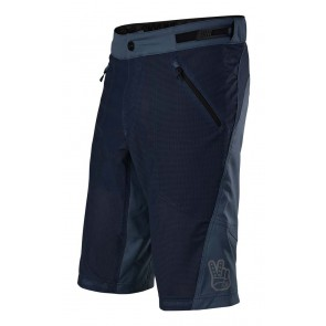Troy Lee Designs SKYLINE AIR Shorts 2020, MIT Innenhose, Herren Mountainbike Shorts, Navy, EINZELPAAR!