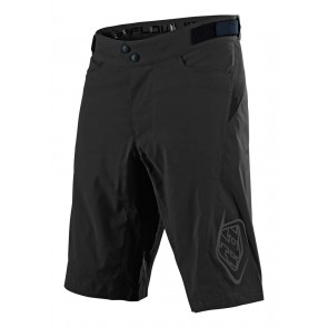 Troy Lee Designs FLOWLINE Shorts 2020, OHNE Innenhose, Herren Mountainbike Shorts, Black, EINZELPAAR!